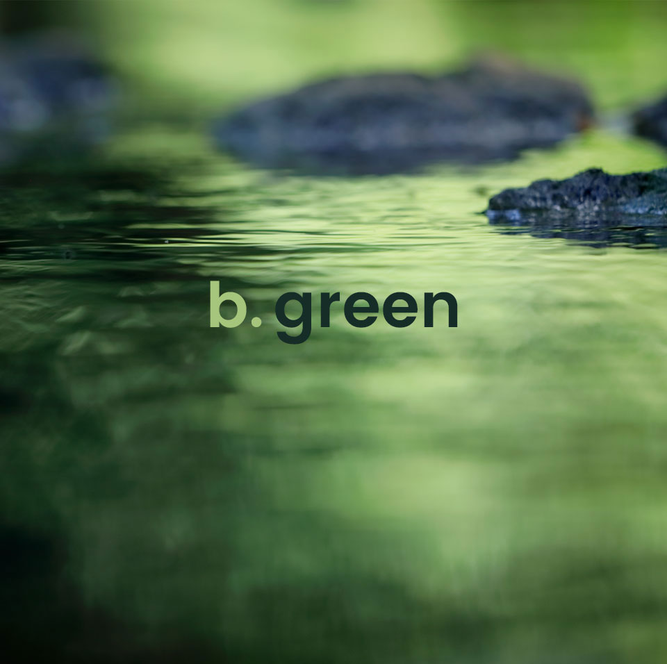 Unser Motto b.green