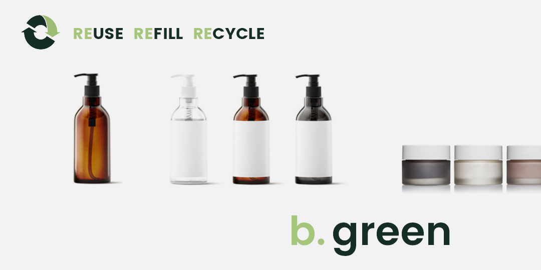 Barbara Green Produkte Reuse Refill Recycle